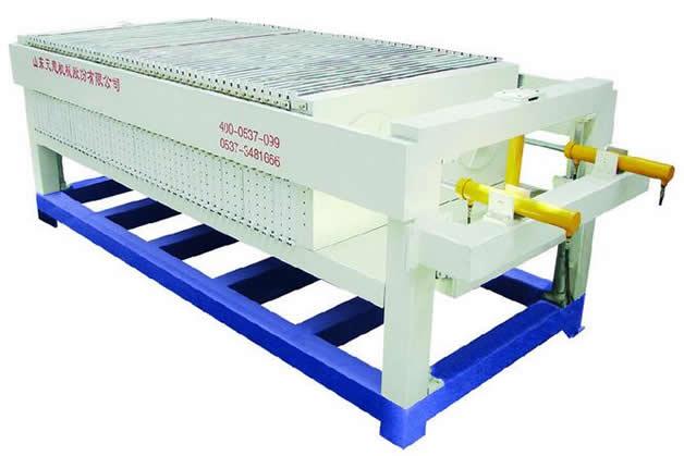 防火门芯板生产线