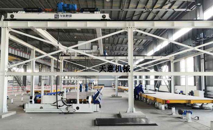 PC环形叠合板/双皮墙自动化生产线
