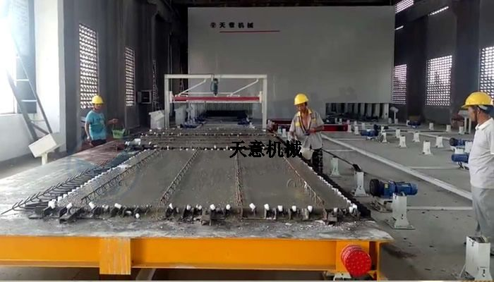 PC环形叠合板/内墙板生产线