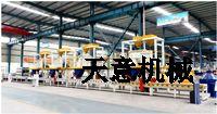 建筑保温免拆模板(FSB板、EPC板)生产线