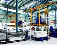 TYS-08石膏墙板设备生产线(四块机)