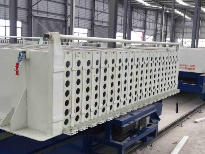 TY20型轻质隔墙板生产线